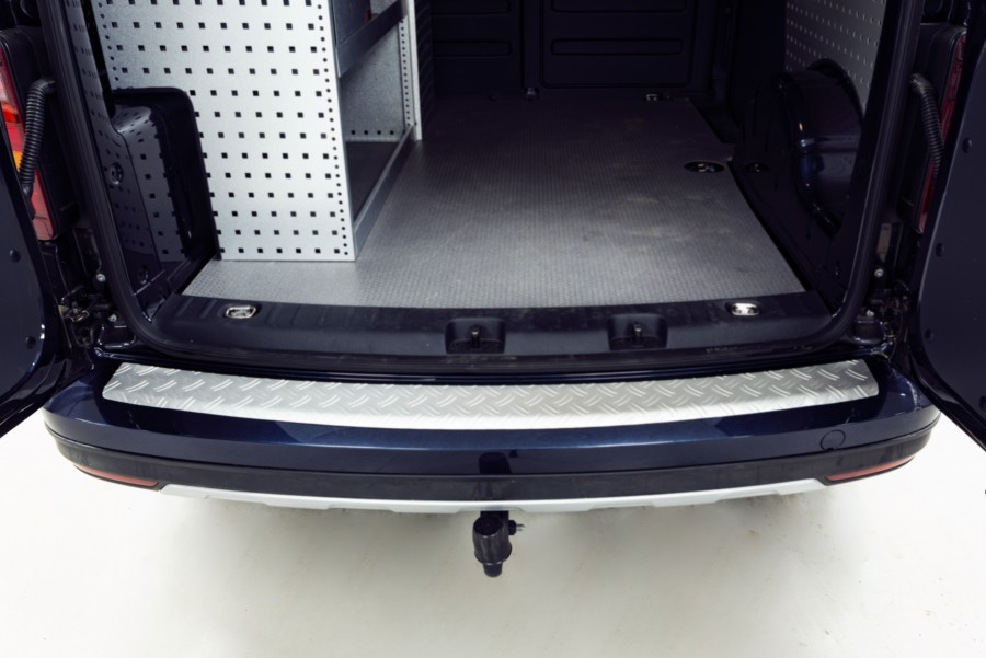 Kofangerbeskyttelse til din varebil