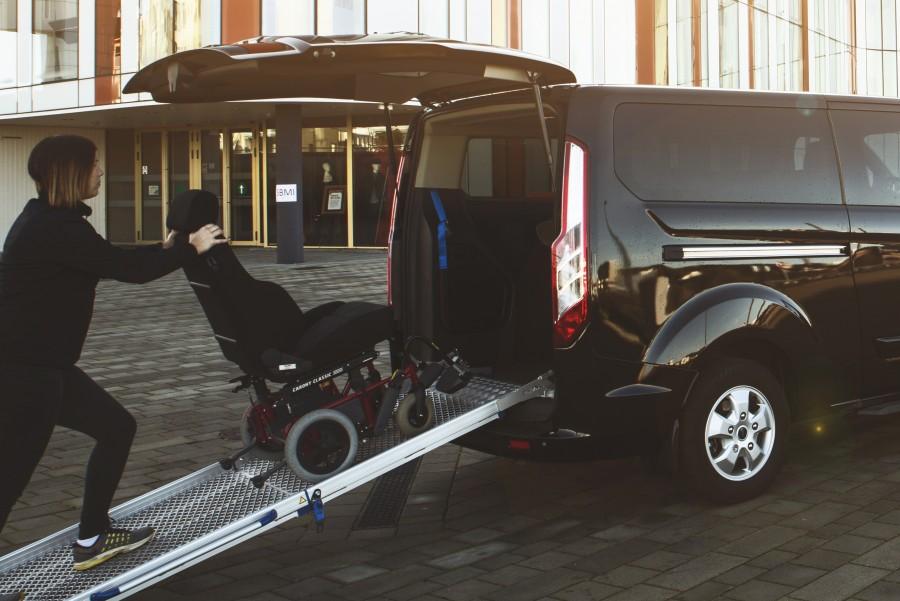 Lastramper og lifte til din arbejdsbil.