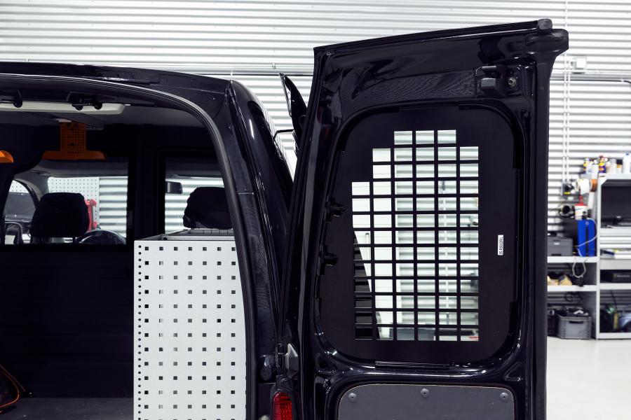 Tyverisikring og alarm til dit arbejdskøretøj.