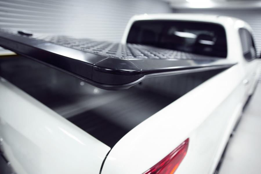 Ladlåg i aluminium, der tåler alt slags vejr og beskytter mod tyveri.