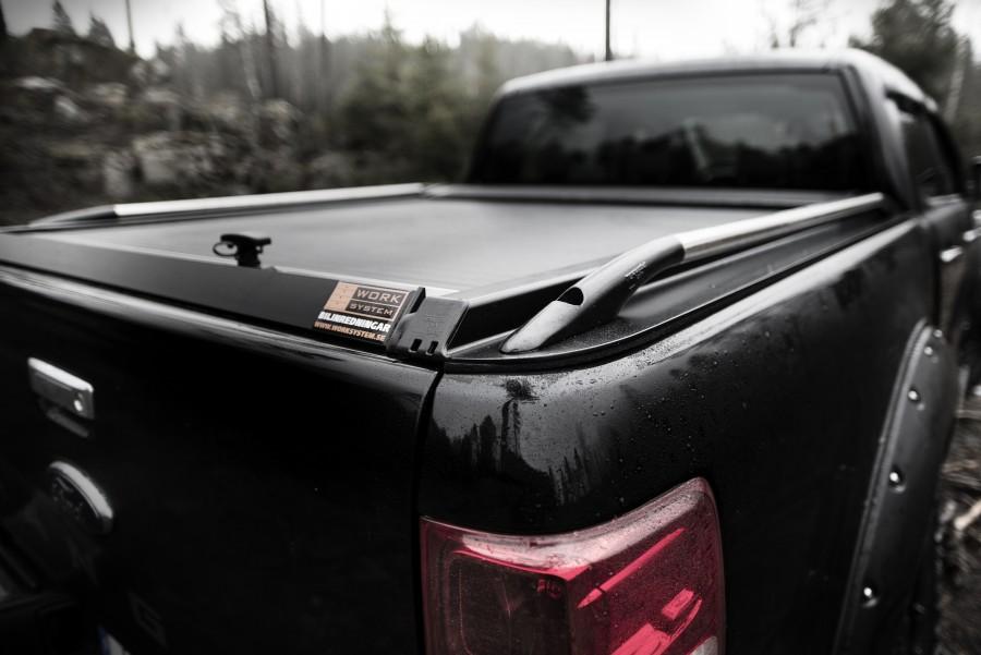 Ladoverdækninger, ladlåg og rolltop, som passer til din bil.